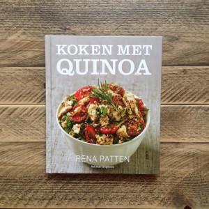 Kookboek_Koken met quinoa- Puur Homemade
