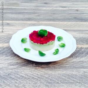 KERST knolselderij-spruit-cranberry taartje 3 - Puur Homemade