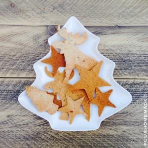 Kerstcrackers - Puur Homemade