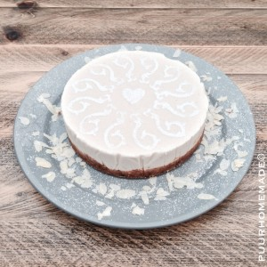 Cheesecake met Conference peren - Puur Homemade