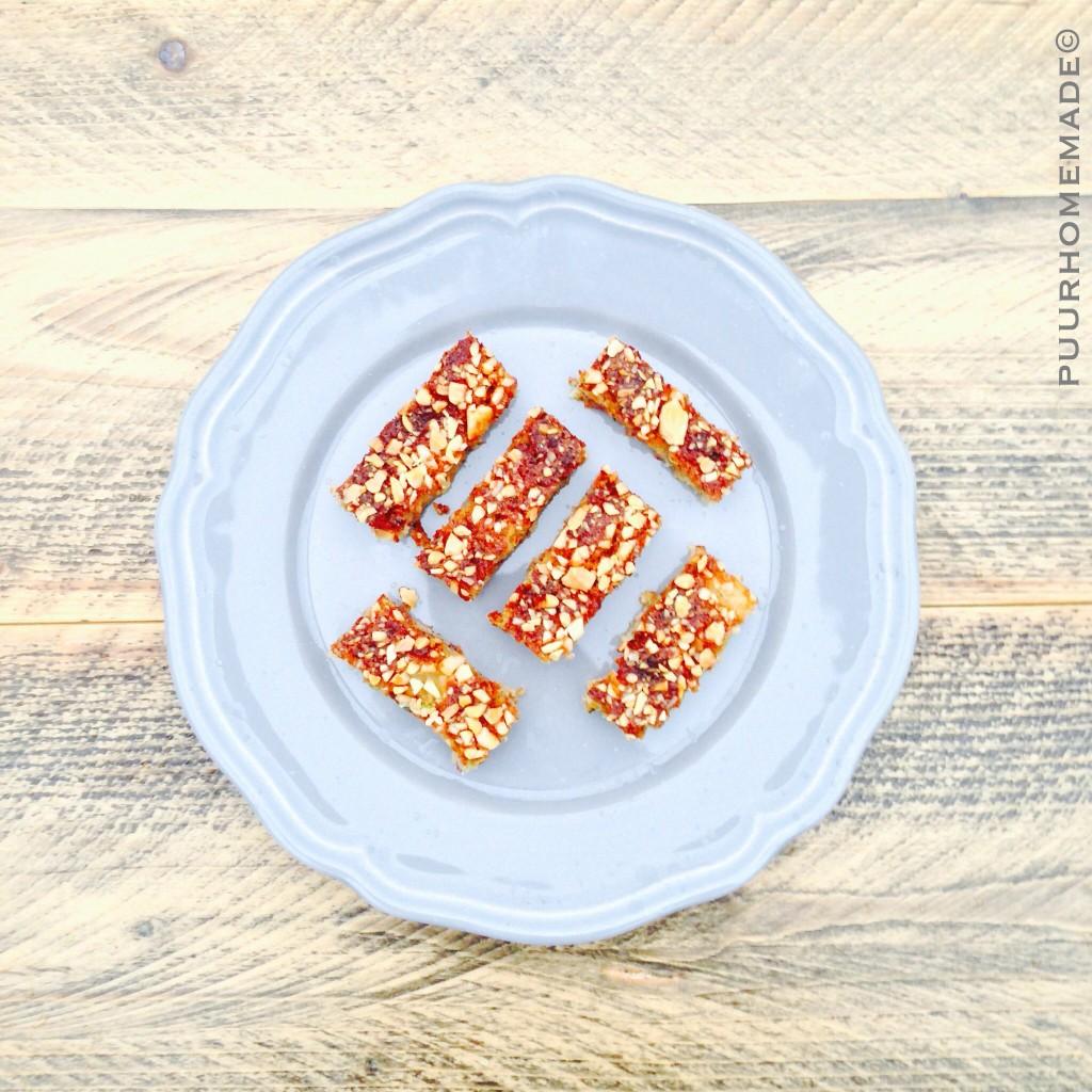Amandel-perencake - Puur Homemade 2