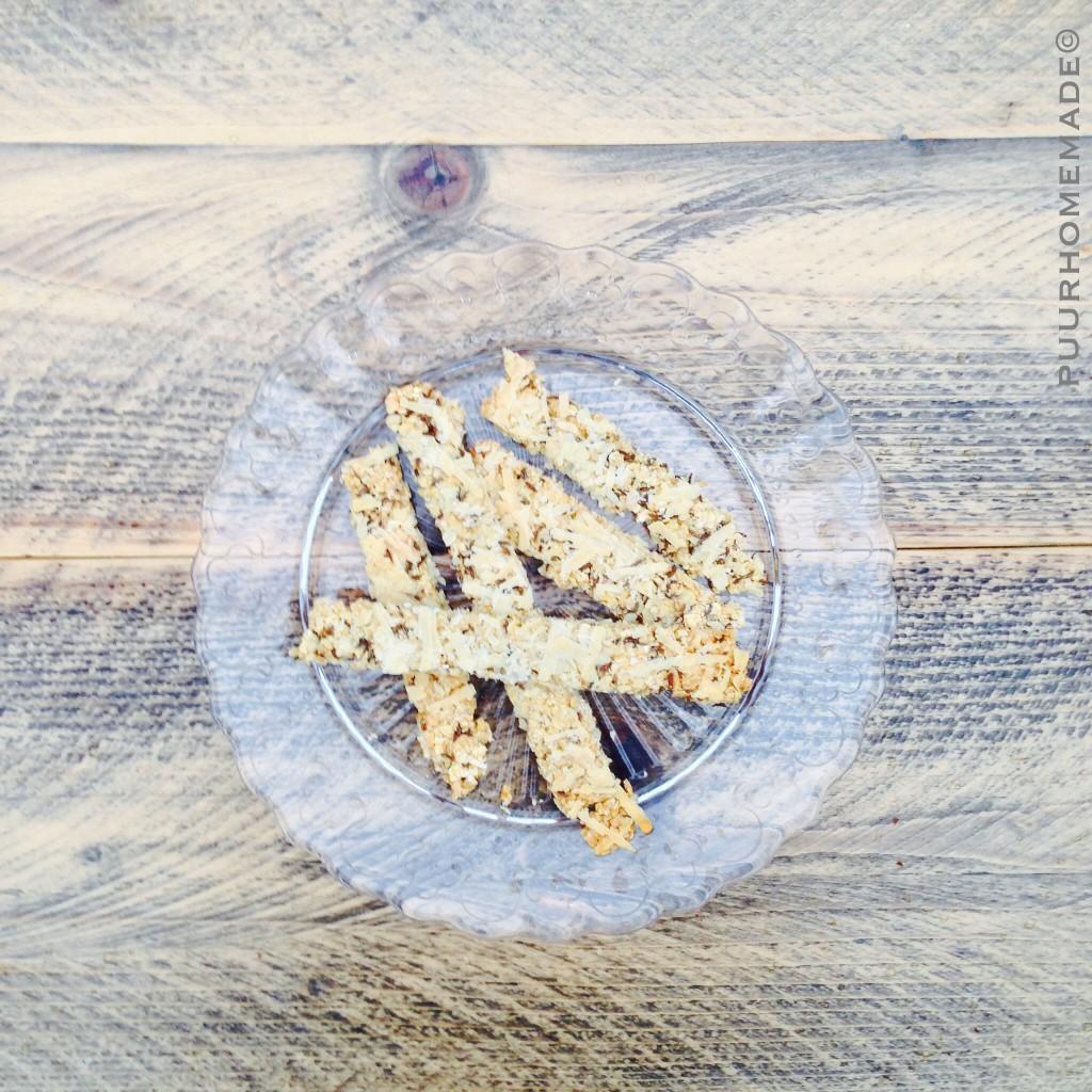 Hartige kaastengels kummel- Puur Homemade