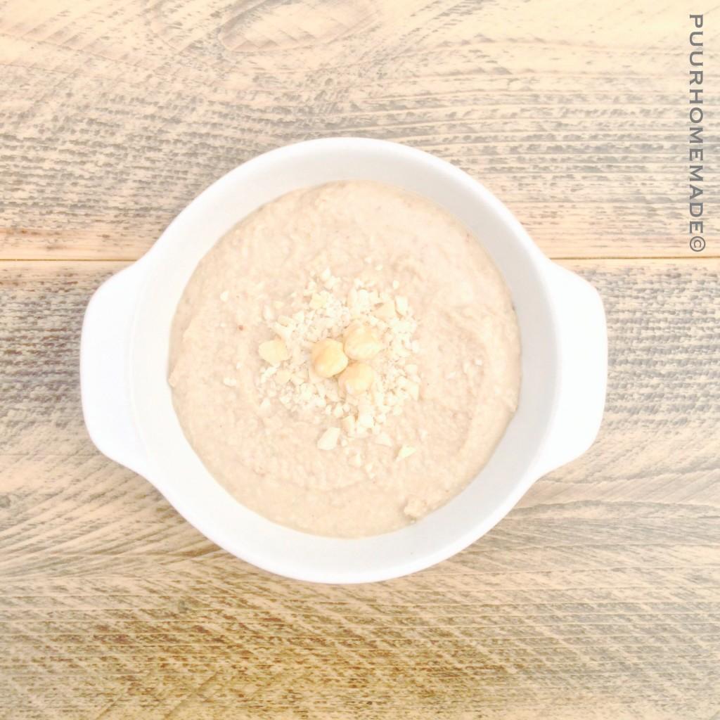 Hazelnootyoghurt - Puur Homemade