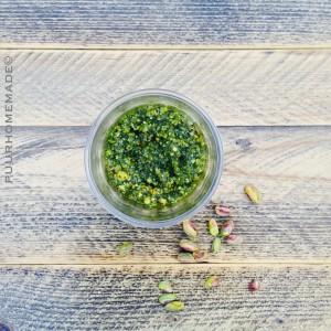 pistachenotenpesto - Puur Homemade