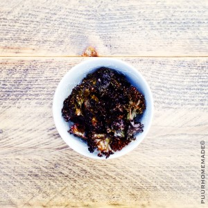 Paarse boerenkoolchips 2 - Puur Homemade