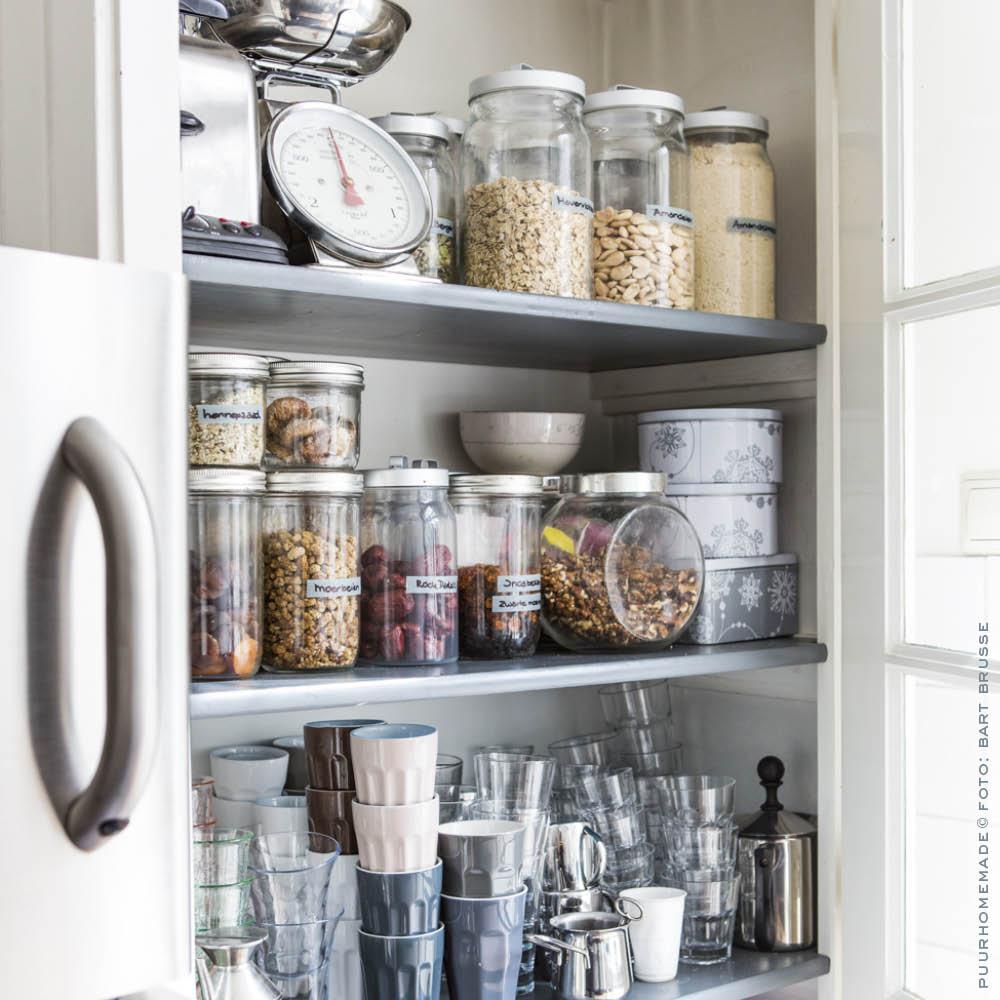 Voorraadkast Keuken Ikea  u2013 Atumre com