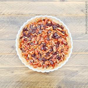 Pecannoten-Chocoladekoek stap 2 - Puur Homemade
