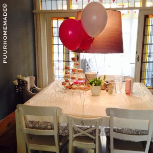 Verjaardag Nienke 6 jaar 2 - Puur Homemade