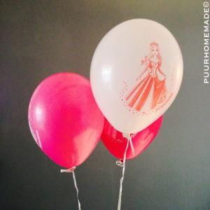 Verjaardag nienke 6 jaar - Puur Homemade