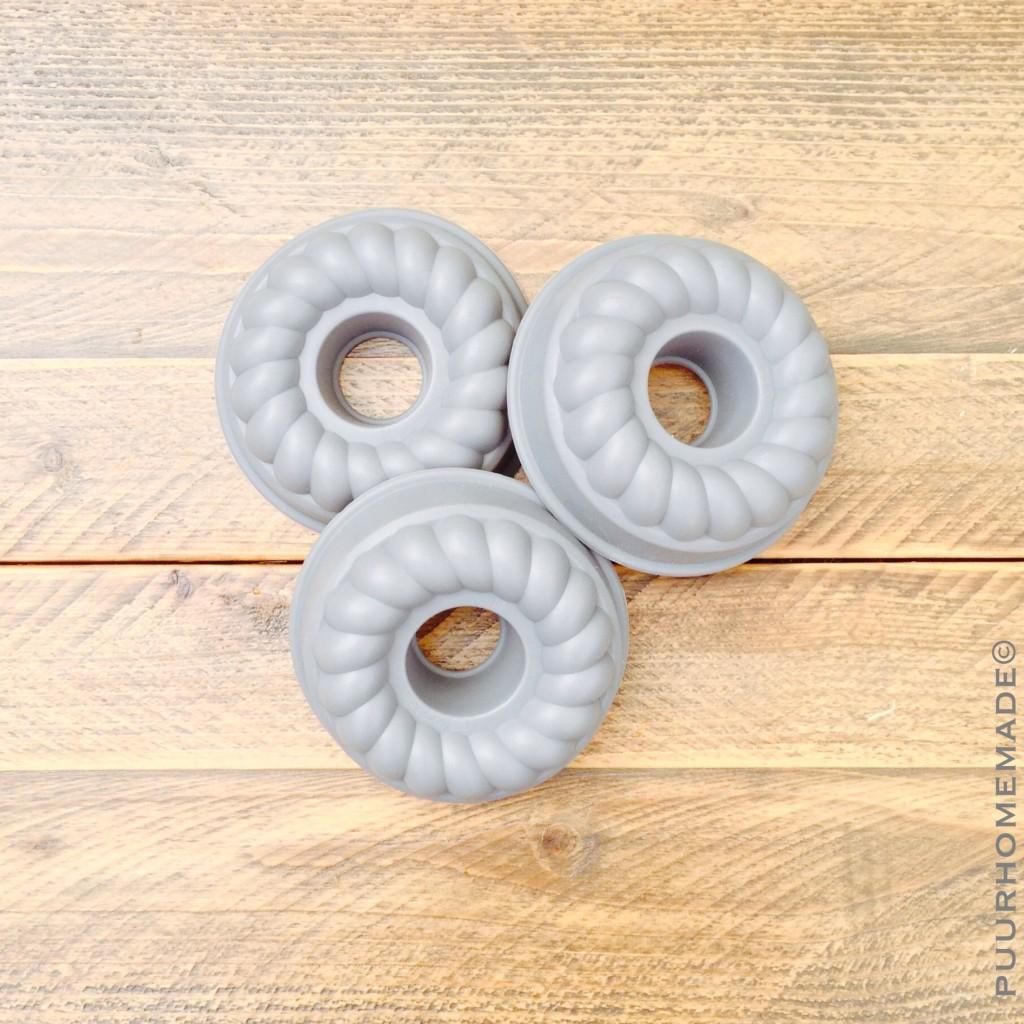 Mini-tulbandjesvorm - Puur Homemade