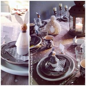 PAASTafelstyling - Puur Homemade