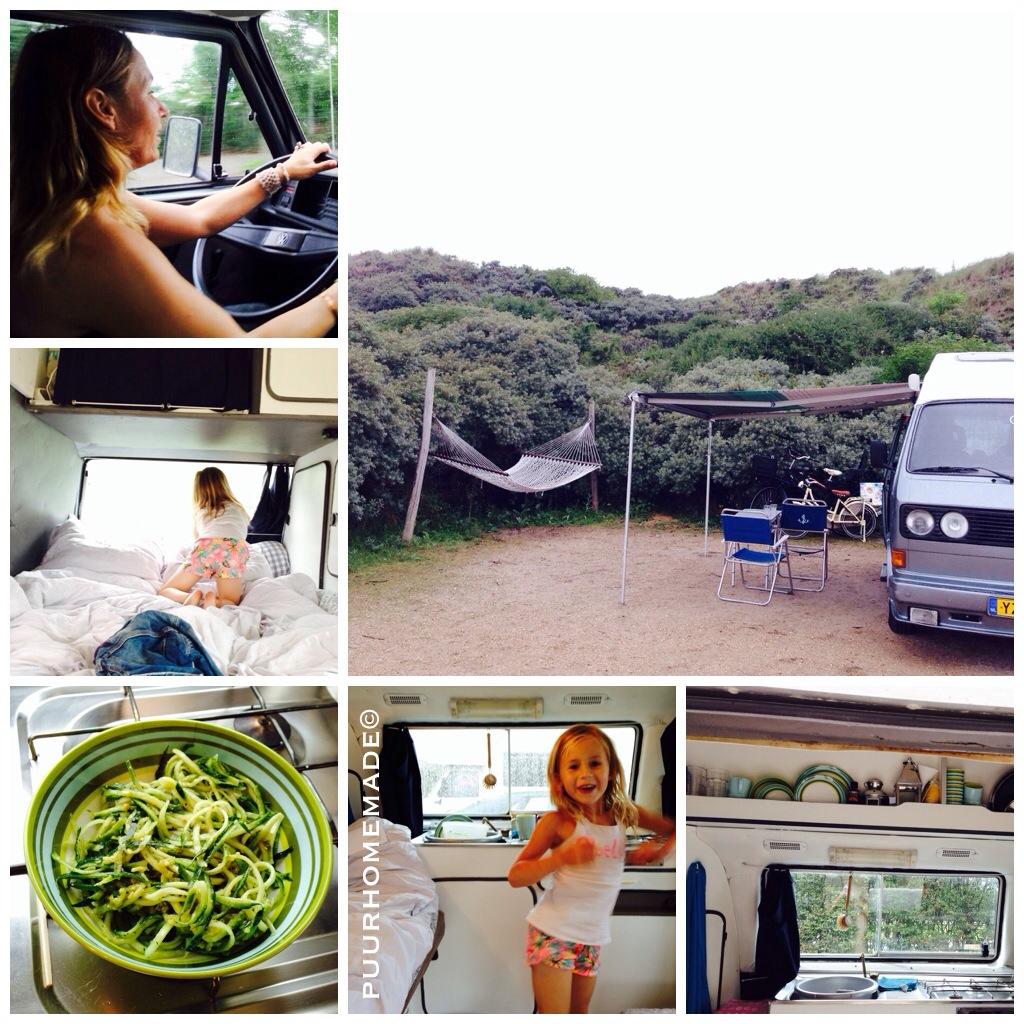 Vakantie Bloemendaal aan zee - Puur Homemade