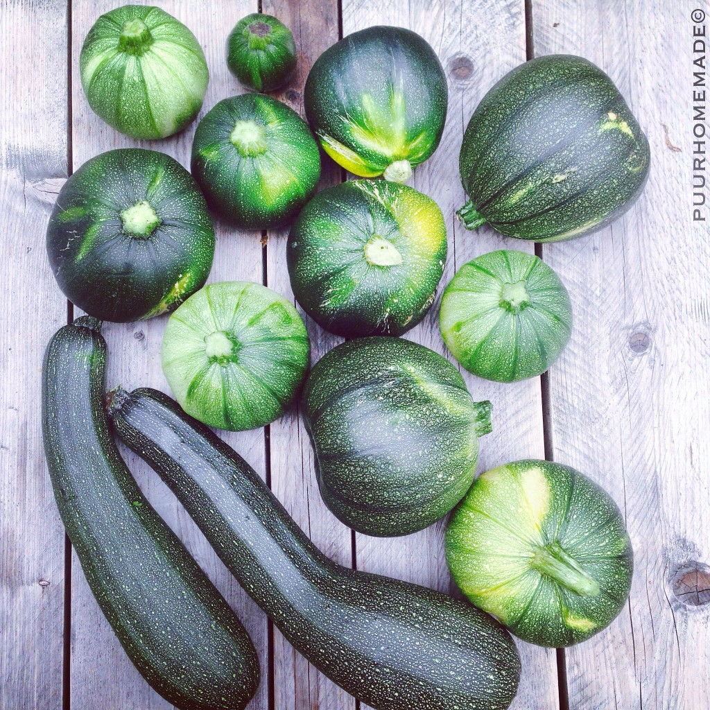 courgetteoogst - Puur Homemade